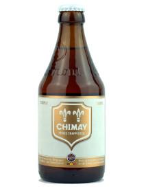 CHIMAY TRIPLE - Bere blonda 8% alc. - 0.33l / bere trapista Belgia