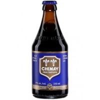 CHIMAY BLEUE - Bere bruna 9% alc. - 0.33l