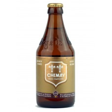 CHIMAY DOREE - Bere blonda 4.8% alc. - 0.33l / bere trapista Belgia