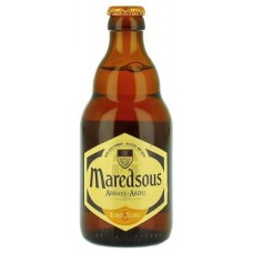 MAREDSOUS BLOND - Bere blonda 6% alc. - 0.33l / bere de abatie Belgia