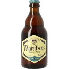 MAREDSOUS TRIPLE -  Bere blonda 10% alc. - 0.33l / bere de abatie Belgia
