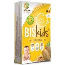 BELKORN - Biskids, biscuiti BIO ovaz - 150g / produs in Belgia