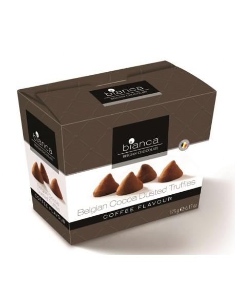 BIANCA - Trufe belgiene cu cafea - 175g / produs in in Belgia