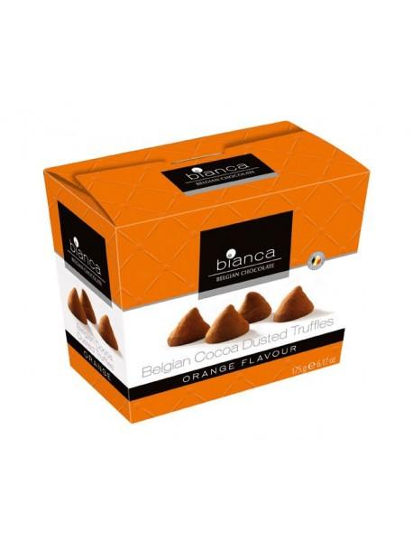 BIANCA - Trufe belgiene cu portocale - 175g / produs in in Belgia