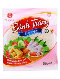 BICH CHI - Foi de orez rotunde, diametru 22cm - 200 g  - produs in Vietnam