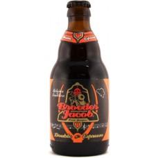 BROEDER JACOB DOUBLE ESPRESSO - Bere bruna 7.7% alc. - 0.33l / bere speciala Belgia