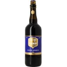 CHIMAY GRAND RESERVE - Bere bruna 9% alc. - 0.75l / bere trapista Belgia