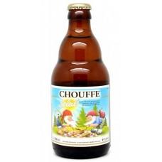 CHOUFFE SOLEIL - Bere blonda 6% alc. - 0.33l / bere speciala Belgia
