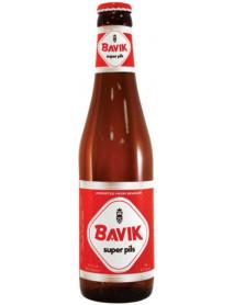 BAVIK SUPER PILS - Bere blonda 5.2% alc. | bere speciala Belgia