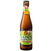 Oferta Speciala - 1 bax de 24 buc bere artizanala SAISON DUPONT biologique - Bere blonda, BIO 5.5% alc. - 0.33l / bere speciala Belgia