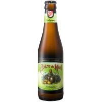 BIERE DE MIEL biologique- Bere blond-aramie BIO 8% alc. - 0.33l / bere speciala Belgia