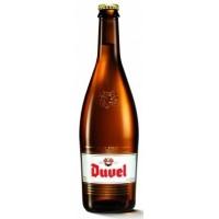 DUVEL - Bere blonda 8.5% alc. - 0.75l / bere speciala Belgia
