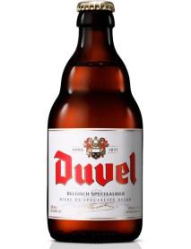 DUVEL - Bere blonda 8.5% alc. - 0.33l / bere speciala Belgia