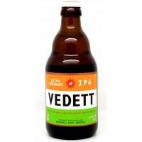 VEDETT IPA - Bere blonda 5,5% alc. - 0.33l / bere speciala Belgia