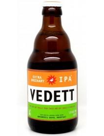 VEDETT IPA ExtraOrdinary - Bere blonda 5,5% alc. - 0.33l / bere speciala Belgia