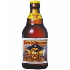 BIERE DU BOUCANIER GOLDEN - bere blonda 11% alc. - 0.33l / bere speciala Belgia