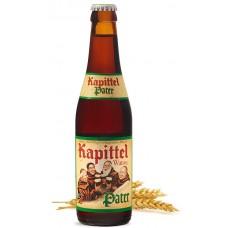 KAPITTEL PATER - Bere aramie, 6% alc. - 0.33l / bere de abatie Belgia