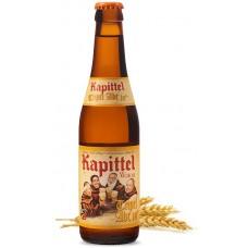 KAPITTEL TRIPEL - Bere aramie, 10% alc. - 0.33l / bere de abatie Belgia