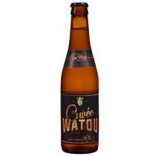 CUVEE WATOU - Bere blond-aurie, 8% alc. - 0.33l / bere speciala Belgia