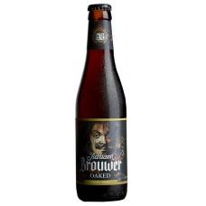 ADRIAEN BROWER OAKED - Bere bruna BIO, 10% alc. - 0.33l / bere speciala Belgia