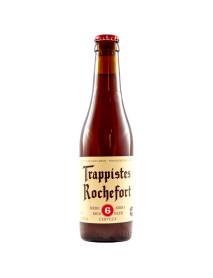 TRAPPISTES ROCHEFORT 6 - Bere bruna 7.5% alc. - 0.33l / bere trapista Belgia