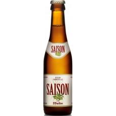 ST-FEUILLIEN SAISON - Bere blonda 6.5% alc. - 0.33l / bere de abatie Belgia