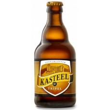 KASTEEL TRIPLE - Bere blonda 11% alc. - 0.33l / bere speciala Belgia