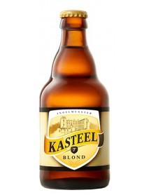 KASTEEL BLOND - Bere blonda 7% alc. - 0.33l / bere speciala Belgia