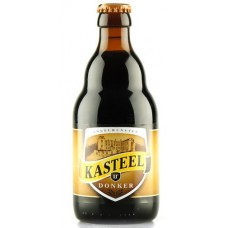 KASTEEL BRUN - Bere bruna 11% alc. - 0.33l / bere speciala Belgia