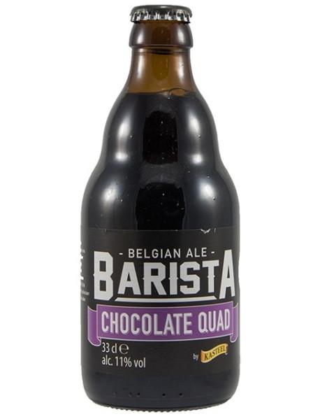 KASTEEL BARISTA - Bere bruna cu ciocolata 11% alc. - 0.33l / bere speciala Belgia