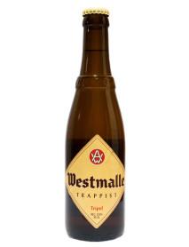 WESTMALLE TRIPLE - Bere blonda 9.5% alc. - 0.33l / bere trapista Belgia