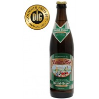 ZOLLER-HOFF SPEZIAL-EXPORT - Bere blonda 5.5% alc. - 0.5l / bere speciala Germania