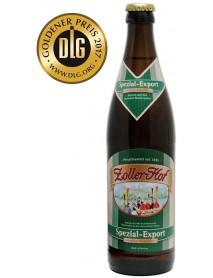 ZOLLER-HOF SPEZIAL-EXPORT - Bere blonda 5.5% alc. - 0.5l / bere speciala Germania