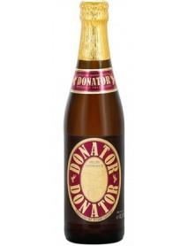 ZOLLER-HOF DONATOR - Bere blonda 8.5% alc. - 0.33 / bere speciala Germania