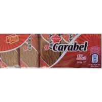 CARABEL - Biscuiti caramelizati 15x2 - 225g / produs in Belgia