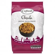COFRESH - Snack indian HOT CHEVDA - 325g / produs in Anglia