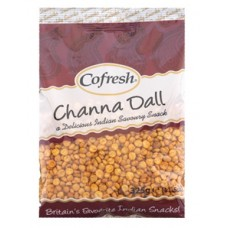 COFRESH - Snack indian CHANNA DALL - 325g / produs in Anglia