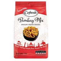 COFRESH - Snack indian BOMBAY MIX - 200g / produs in Anglia