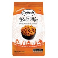 COFRESH - Snack indian BALTI MIX - 200g / produs in Anglia