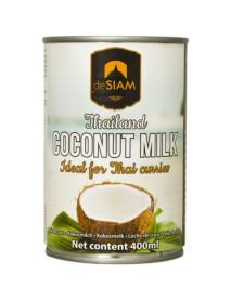 DESIAM - Lapte de cocos - 0.4l / produs in Thailanda