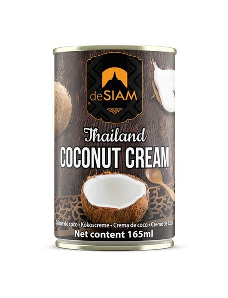 DESIAM - Crema de cocos - 0.165l / produs in Thailanda