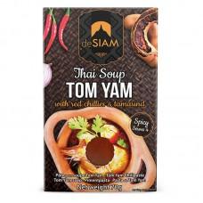 DESIAM - Pasta pentru supa TOM YAM - 70g / produs in Thailanda