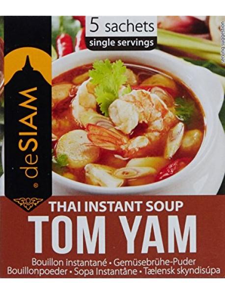 DESIAM - Supa instant TOM YAM - 50g / produs in Thailanda