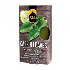 DESIAM - Pasta din frunze de Kaffir - 30g / produs in Thailanda