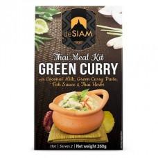 DESIAM - Kit Curry verde - 260g / produs in Thailanda