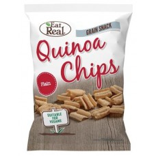 EAT REAL - Chips de Quinoa - 30g / produs in Anglia