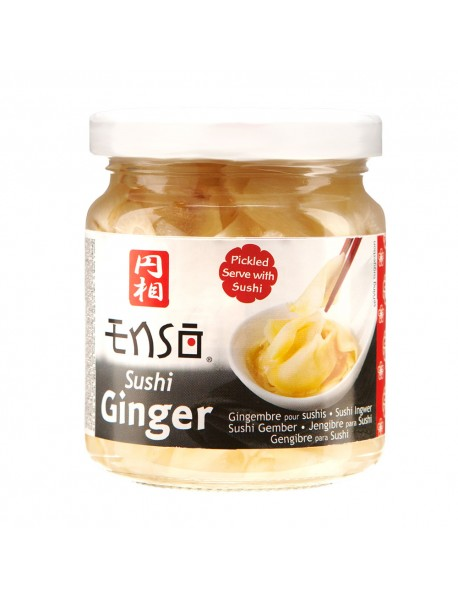 ENSO - Ghimbir pentru Sushi - 145g / produs in Thailanda