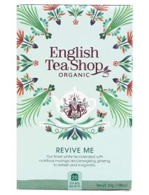 English Tea Shop - Ceai BIO - ayurvedic/wellness - Revive Me - 30g - plicuri / produs in Sri Lanka