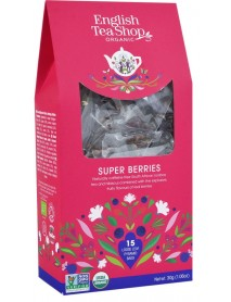 English Tea Shop - Ceai BIO - fructe de padure - 30g - piramide / produs in Sri Lanka