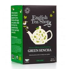 English Tea Shop - Ceai BIO Japanese Green Sencha - 40g / produs in Sri Lanka